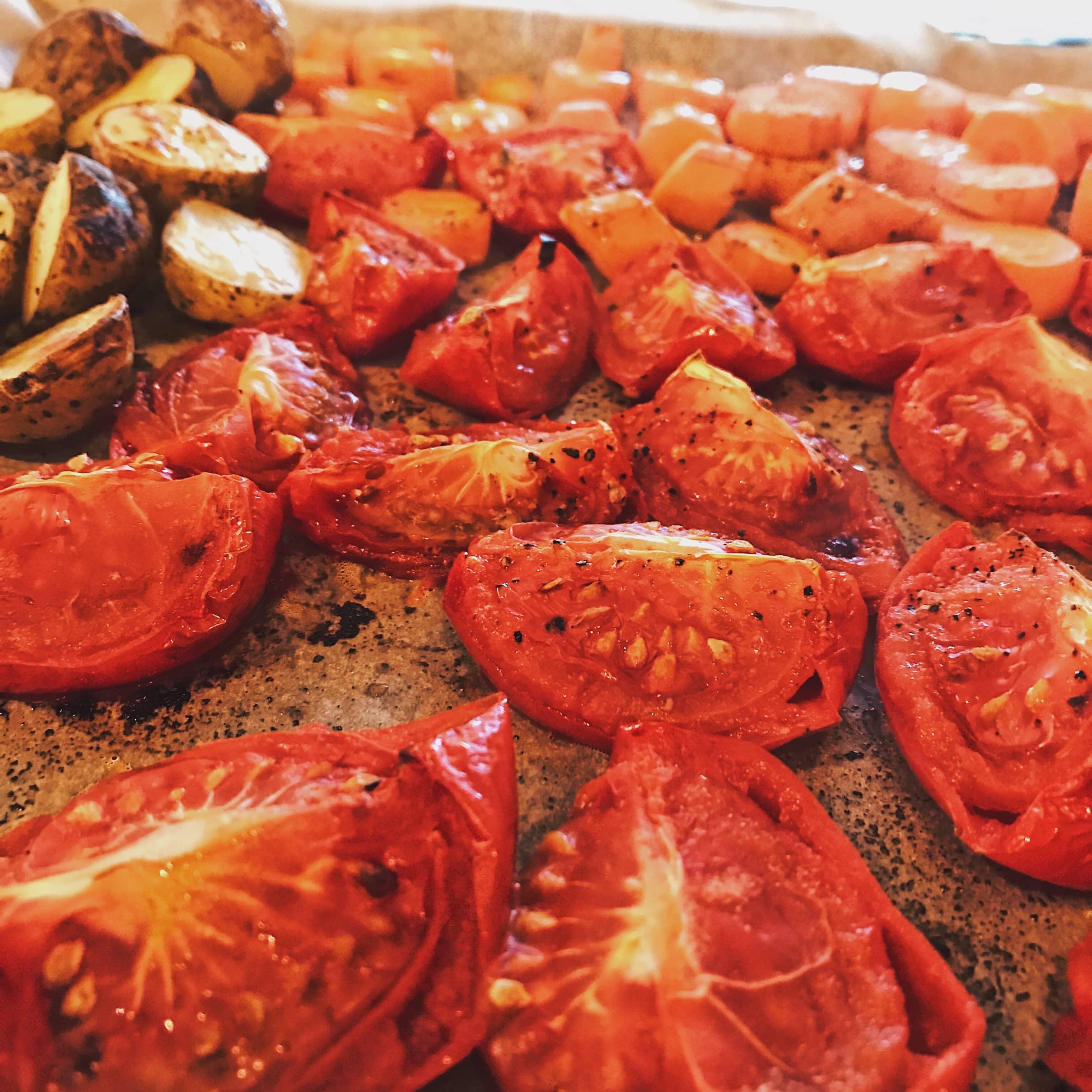 FODMAP resepti tomaattikeitto