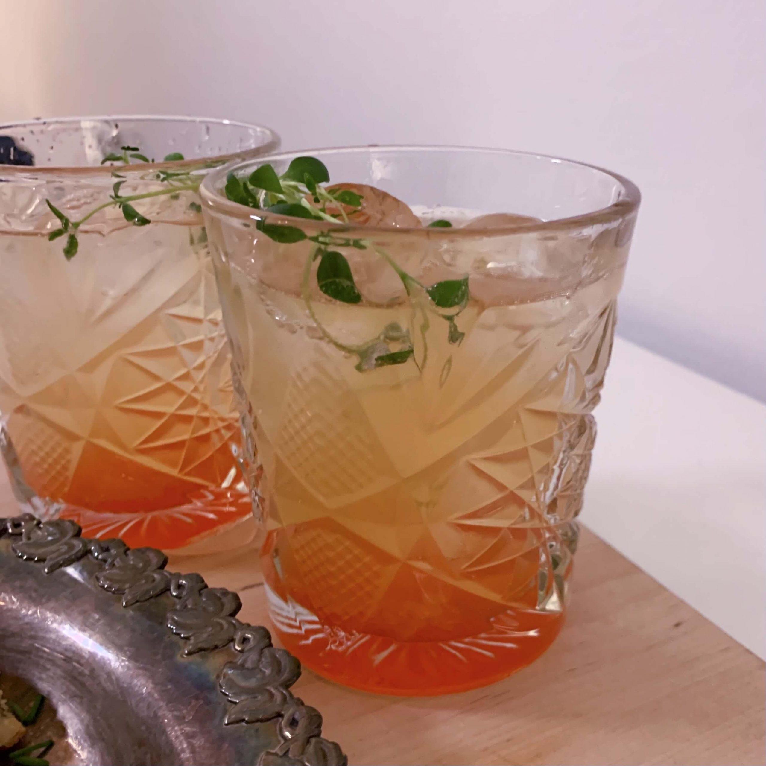 FODMAP skonssit rapumousse cocktail