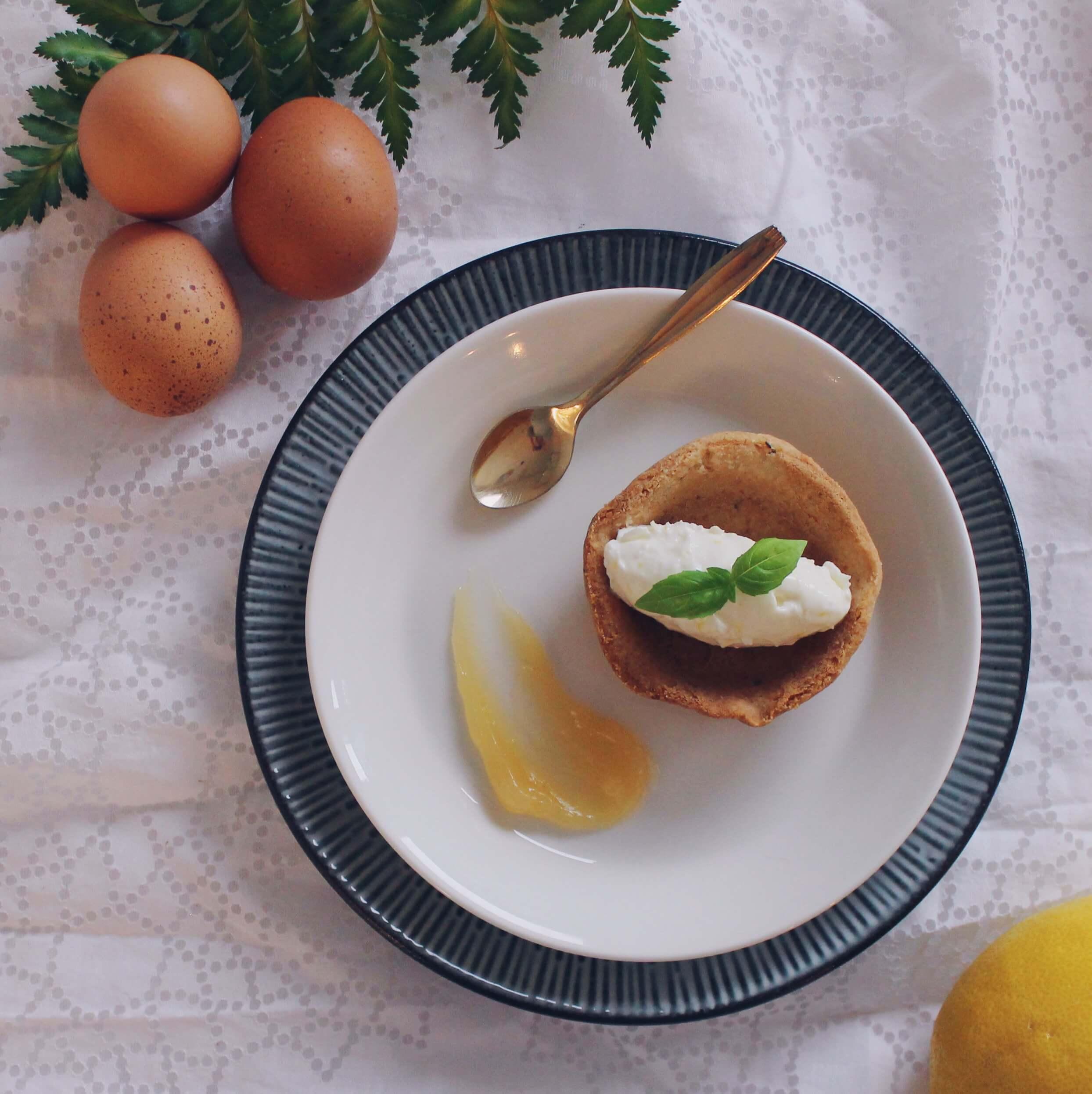FODMAP pääsiäisen jälkiruoka